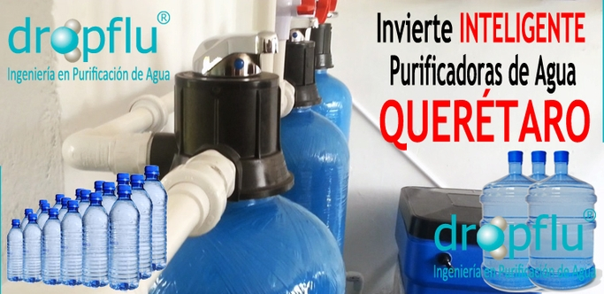 Venta de plantas purificadoras de agua queretaro agua for Compro estanque de agua